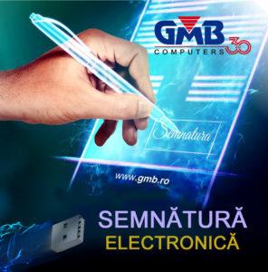 semnatură electronică