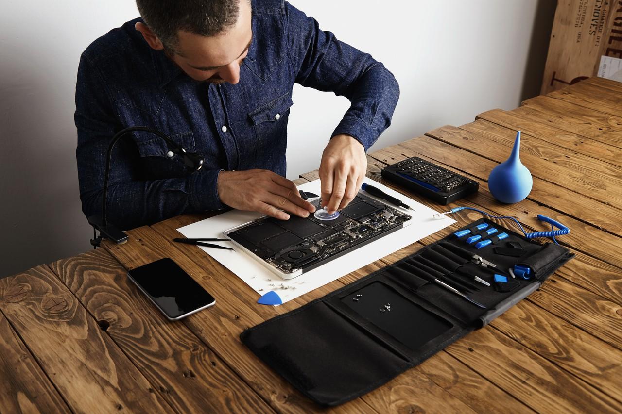 Service Laptop 2